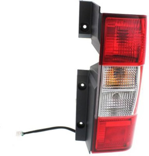 Crash Parts Plus Right Passenger Side Tail Light Tail Lamp for 2012-2015 Nissan NV Cargo
