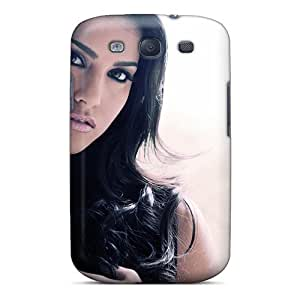 New Shockproof Protection Case Cover For Galaxy S3/ Web Babe Sunny Leone Case Cover