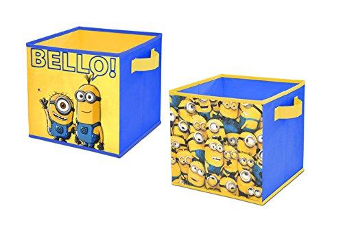 (Universal Despicable Me Storage Cube (2)
