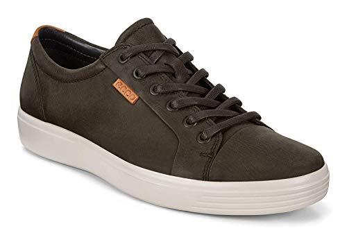 ECCO Men's Soft 7 Sneaker, deep Forest, 44 M EU (10-10.5 US)