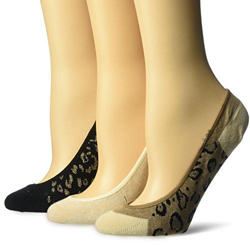 Keds Walking Shoes - Keds Women's Lurex Leopard Liner, Black Assorted, Shoe Size 4-10