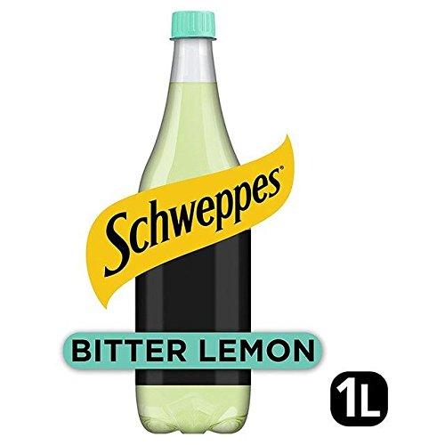 Schweppes Bitter Lemon - 1L (33.81fl oz)