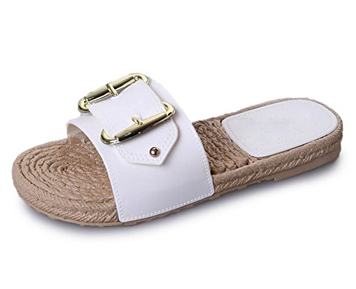 4 la KUKI donne Le con sandali zeppa indossano nqq0xBX