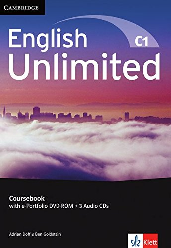 english-unlimited-c1-advanced-coursebook-with-e-portfolio-dvd-rom-3-audio-cds