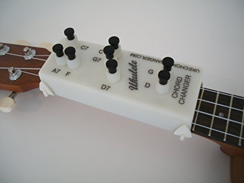 Ukulele Chord Changer and Songbook Set