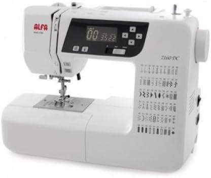 Maquina de coser ALFA 2160: Amazon.es: Hogar