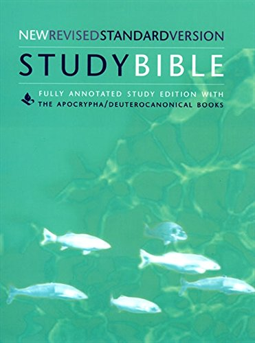HarperCollins Study Bible: New Revised Standard Version (with the Apocryphal/Deuterocanonical Books)