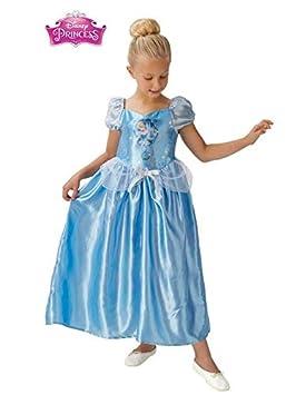 DISBACANAL Disfraz de la Cenicienta para niña - Único a7fcd5f675a