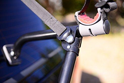 Allen Sports Ultra Compact Folding 1 Bike Trunk Rack