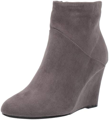 (Report Women's Maylee Ankle Boot, Grey, 8 M US)
