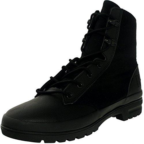 DC Women's Truce Sneaker,Black/Black,10 M US