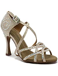 1de59ee27 Wedding Latin Salsa Ballroom Social Dance Shoes