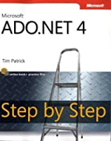 Microsoft ADO.NET 4 Step by Step Front Cover