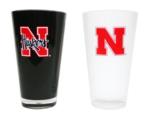 NCAA Nebraska Cornhuskers 20-Ounce Insulated Tumbler - 2 - Outlet Nebraska Mall
