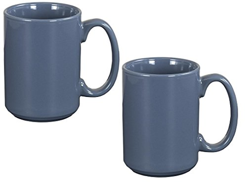 large ceramic coffee mug sets - 5