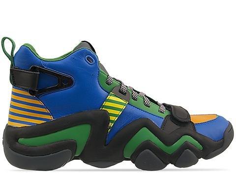 adidas crazy 8 tennis briblusld, ferngreen, darkonix q34694 comprare
