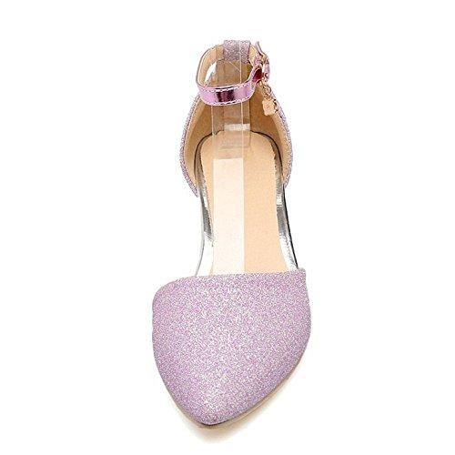 31 Pink Tobillo Coolcept Correa Mujer De Sandalias 4zYzwq