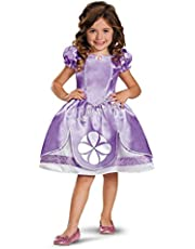 Disney Junior Sofia the First Classic Girls' Costume