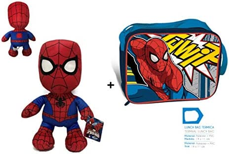 AVNGRS Los Vengadores (The Avengers) - Pack Peluche Spiderman 11 ...