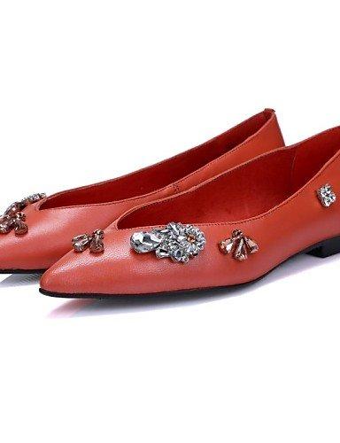 zapatos PDX tal ante de mujer de 1PTPZFf