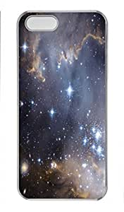 Mysterious Star pragmatic PC Transparent For SamSung Galaxy S5 Mini Phone Case Cover - Star