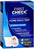 First Check Home 12 Drug Test 1 Each (Pack of 3)