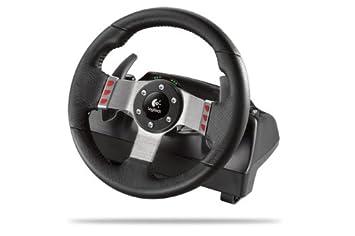 Logitech G27 - Volante para juegos de carreras en PC o en PS3: Amazon.es: Informática