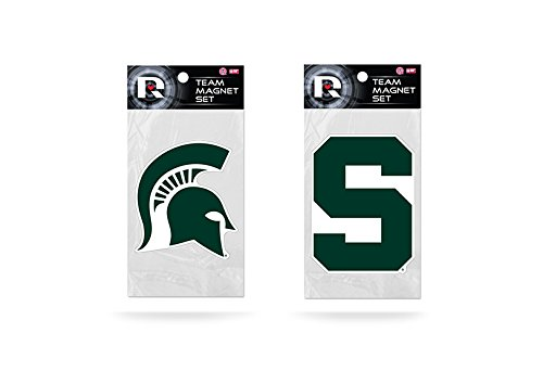 Michigan State Spartans Magnets - 4