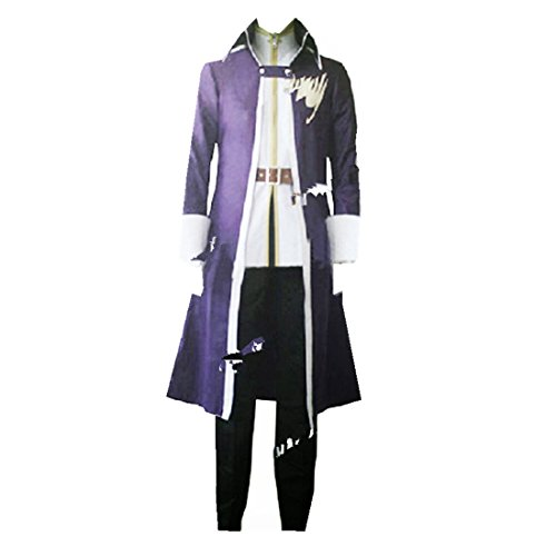 Mister Bear Fairy Tail Gray Fullbuster Cosplay Costume]()