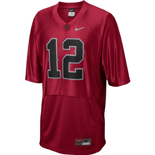 NIKE Stanford Cardinals Rivalry Football Jersey XX Large (Nike Cardinal Football Jersey)