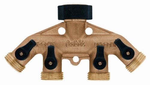 Orbit 62010N Brass Faucet Manifold