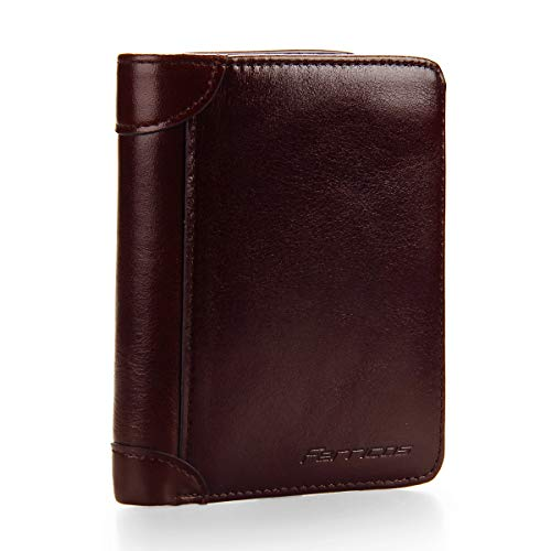 extra capacity trifold wallet - 8