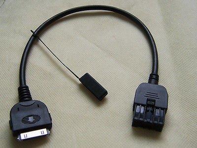 FidgetFidget For IPOD Aux Audio Cable For 2009-2013 Infiniti EX35 FX35 FX50 G37 - Cable Infiniti Ipod