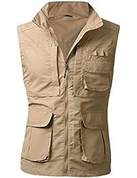 Amazon.com: safari vests for men: Clothing, Shoes & Jewelry