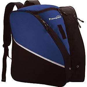 Transpack Alpine Boot Jr Ski Boot Bag Backpack Blue