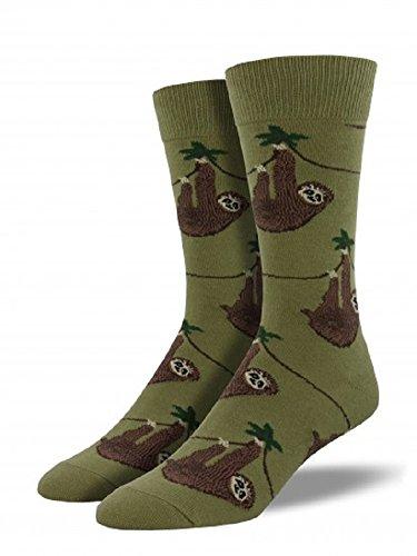 Socksmith Mens Novelty Crew Socks