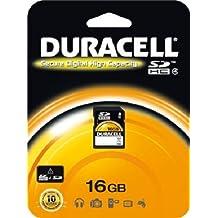 Duracell DU-SD-16GB-C Secure Digital High-Capacity Card