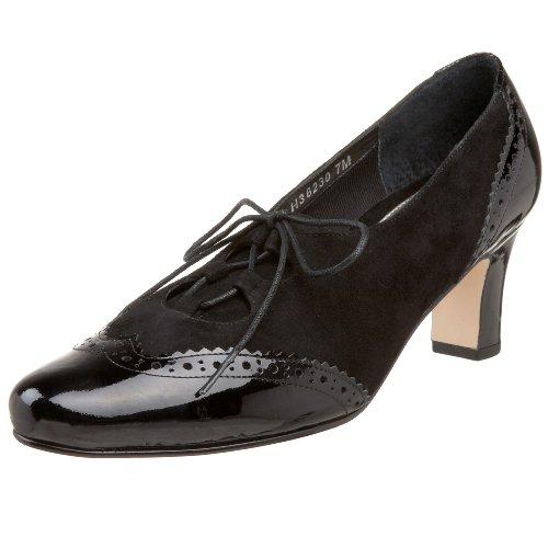 Croc Hommerson Oxford Octavia Women's Pump Black Patent Ros YdA6TxT
