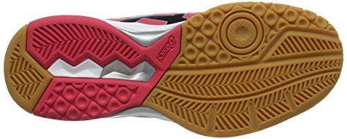 Asics Women's Gel-Rocket 8 Volleyball Shoes Red (Rouge Red/Black/White 1990) 5nPrhP1M