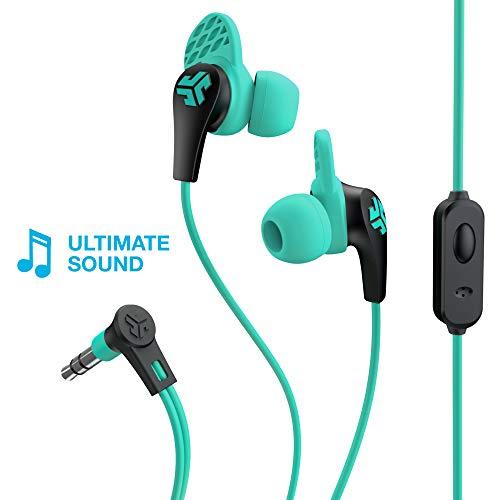 JLab Audio JBuds Pro Signature Earbuds | Titanium 10mm Drivers | Music Controls