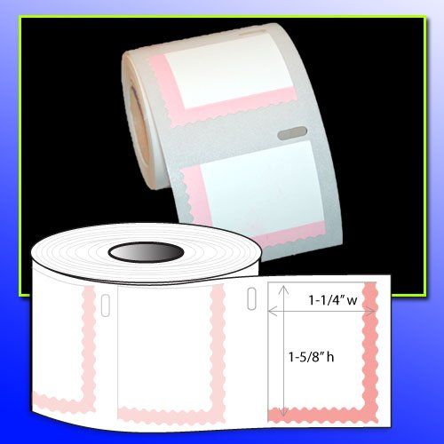 4 Rolls (2,800 labels) OfficeSmartLabels Dymo Compatible SHIP-30915 Endicia Internet Postage Stamps for DYMO LabelWriters 400 450 Twin Turbo Duo SE450, 4XL Printer