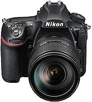 Nikon D850 con lente 24-120mm f/4 EG VR.