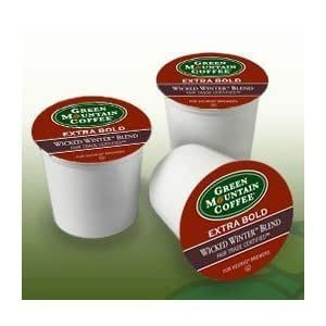 Green Mountain Coffee Wicked Winter Blend K-cup (24 count)