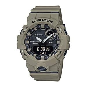 Casio Reloj Analógico-Digital para Hombre Correa en Resina GBA-800UC-5AER 6