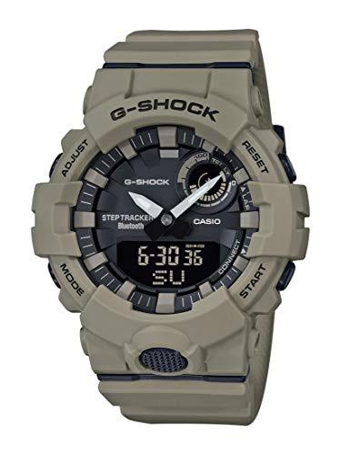 Casio Reloj Analógico-Digital para Hombre Correa en Resina GBA-800UC-5AER 1