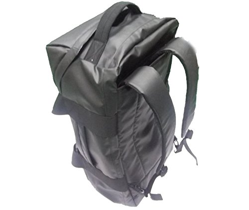 Duffel Bag Convertible to Backpack. Multipurpose Traveling, Backpacking or Sports Equipment for Men and Women. Durable and Collapsible Duffle for Travel Water-resistant