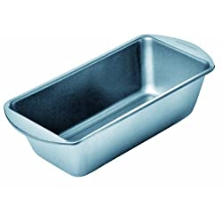 Chicago Metallic Betterbake Non-Stick Medium Loaf Pan, 8-1/2 by 4-1/2-Inch