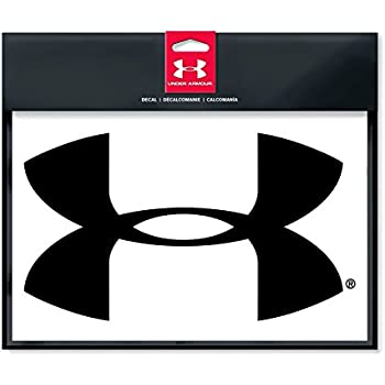 87c659c93 Amazon.com: Under Armour UA Antler Logo Decals - 2 pack One Size ...