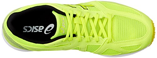 Asics Mens Lyteracer Ts Wide, Flash Giallo / Flash Giallo, 29 Cm