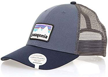 Patagonia Shop Sticker Patch Lopro Trucker Gorra de Pesca, Hombre ...